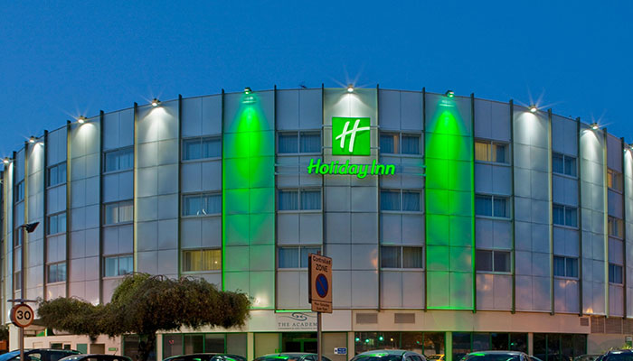 London Inns - Holiday Inn - Premier Inns